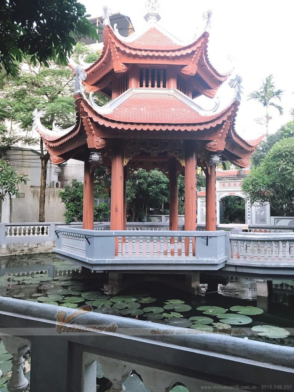 Mẫu nhà thờ họ 5 gian Thanh Liệt Thanh Trì Hà Nội