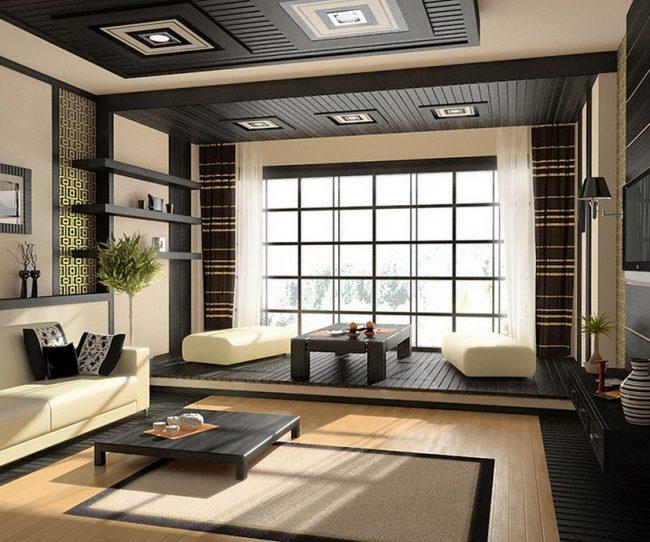 Thiết kế nội thất chung cư kiểu Nhật