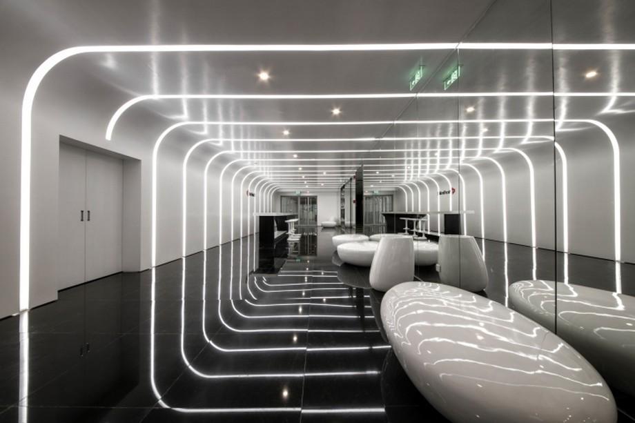 thiết kế văn phòng công nghệ chuyên biệt về phim ảnh
