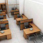 Mẹo thiết kế nội thất văn phòng hẹp nhưng tiện nghi, thoải mái