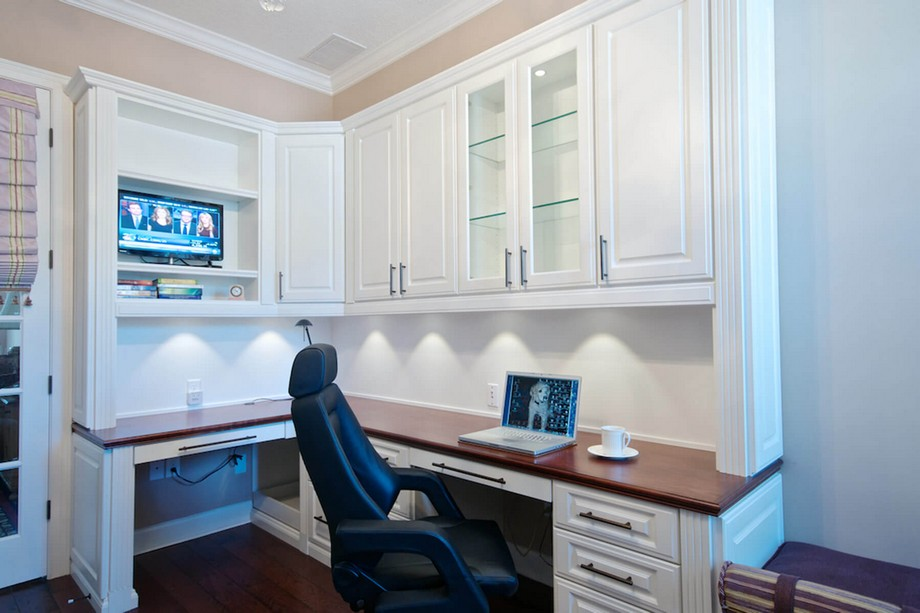 Tuyệt chiêu tự thiết kế nội thất văn phòng làm việc nhỏ tại nhà