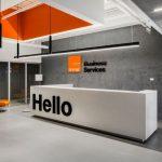 Thiết kế sảnh văn phòng và những mẫu thiết kế quầy lễ tân, sảnh văn phòng ấn tượng