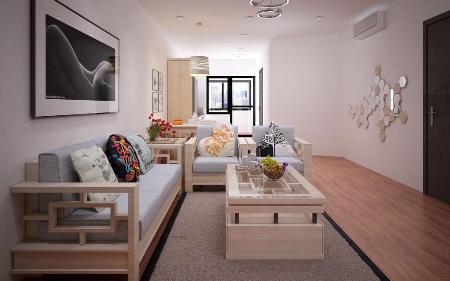 Thuê thiết kế nội thất nhà chung cư sẽ mang lại nhiều lợi ích cho chủ nhà