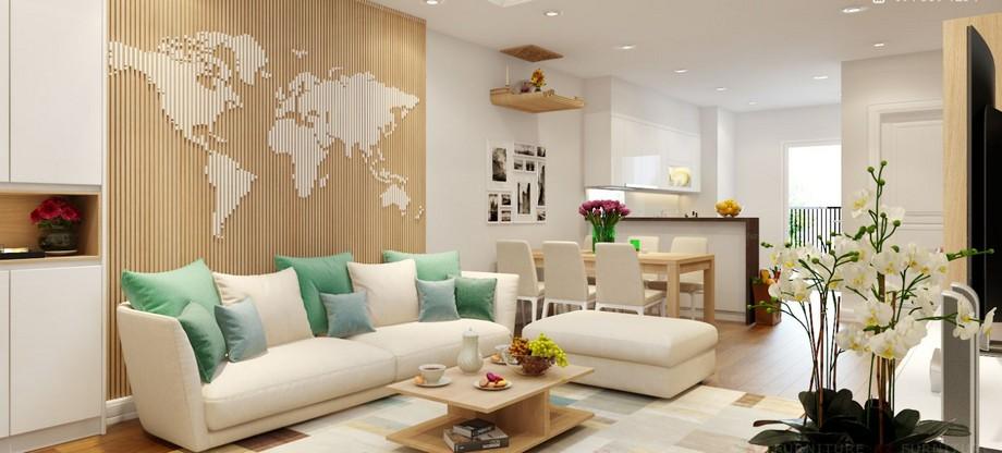Thuê thiết kế nội thất nhà chung cư của công ty nào cũng cần có hợp đồng rõ ràng