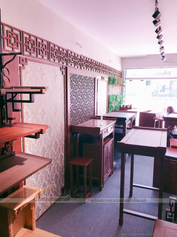 Cửa hàng bàn thờ gỗ gõ, gỗ sồi cao cấp, chuẩn thước lỗ ban 61 Nguyễn Xiển