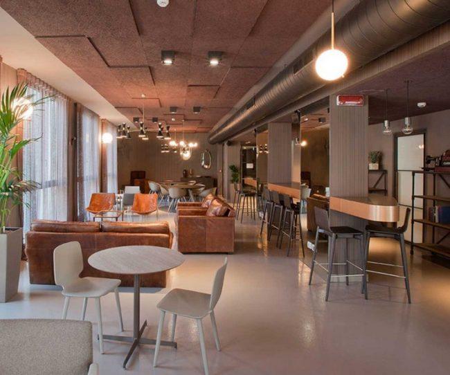 10 mẫu thiết kế không gian làm việc chung - coworking space đẹp nhất tại Milano