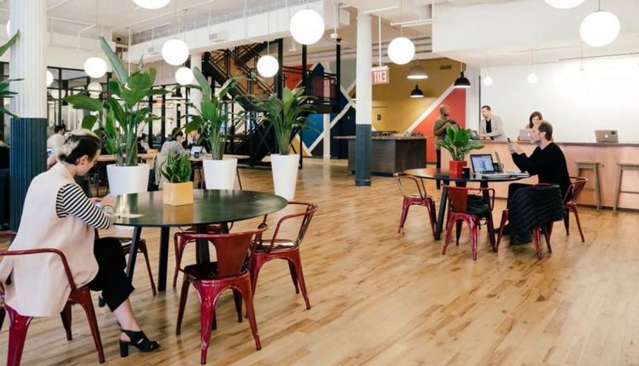 Quản lý văn phòng coworking space bằng công nghệ hiện đại