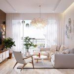 20 mẫu thiết kế nhà chung cư đẹp nhất 2019