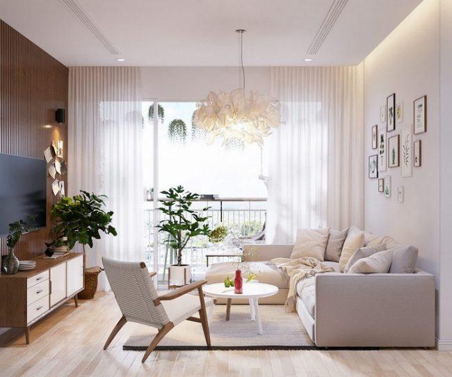 Thiết kế nhà chung cư đẹp nhất 2019