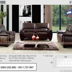 30 mẫu sofa nhập khẩu mới nhất 2020