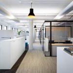 Không gian làm việc chung coworking space dành riêng cho nhà thiết kế