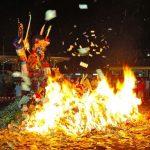 Choáng ngợp trước Lễ hội ma- lễ cúng cô hồn lớn nhất tại Đài Loan