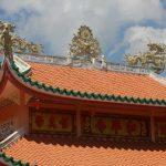 Đặc điểm của mái chùa Việt và những mẫu thiết kế mái chùa đẹp, ấn tượng
