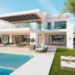 Phương án thiết kế nội thất căn biệt thự hiện đại tại Nueva Andalucia – Marbella – Tây Ban Nha
