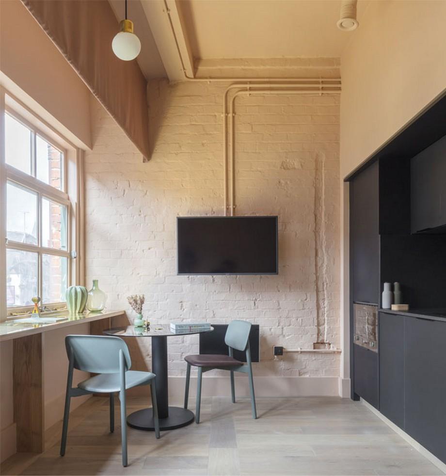 Thiết kế nội thất phòng bếp + ăn