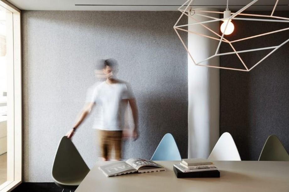 Thiết kế nội thất văn phòng phòng họp theo phong cách Scandinavian thúc đẩy sự sáng tạo
