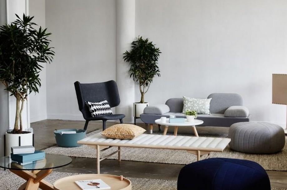 Thiết kế nội thất văn phòng theo phong cách Scandinavian