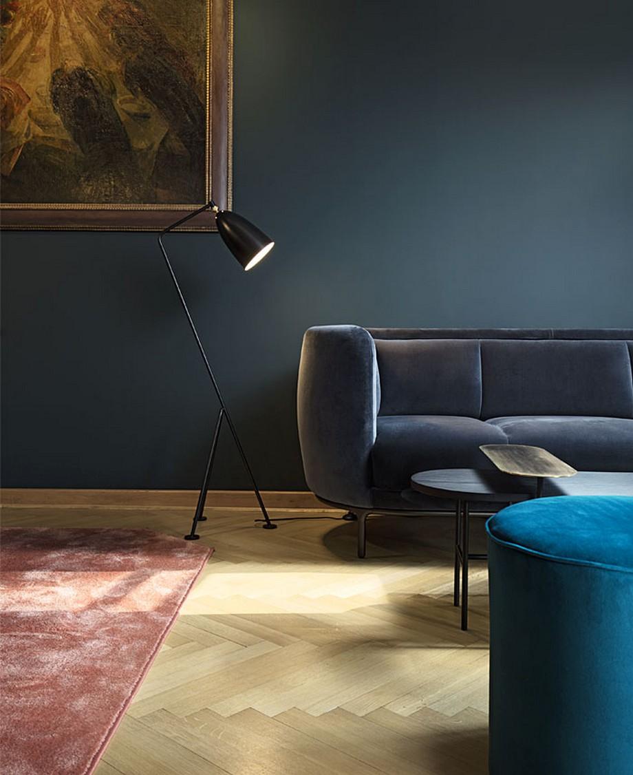 Thiết kế nội thất của văn phòng nghệ thuật đẹp tinh tế