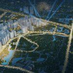 Thiết kế hiện đại khu đô thi siêu tiện ích chuẩn xu hướng 4.0- Vinhomes Smart City