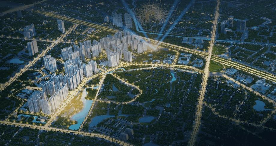 Tổng quan khu đại đô thị thông minhVinhomes Smart City