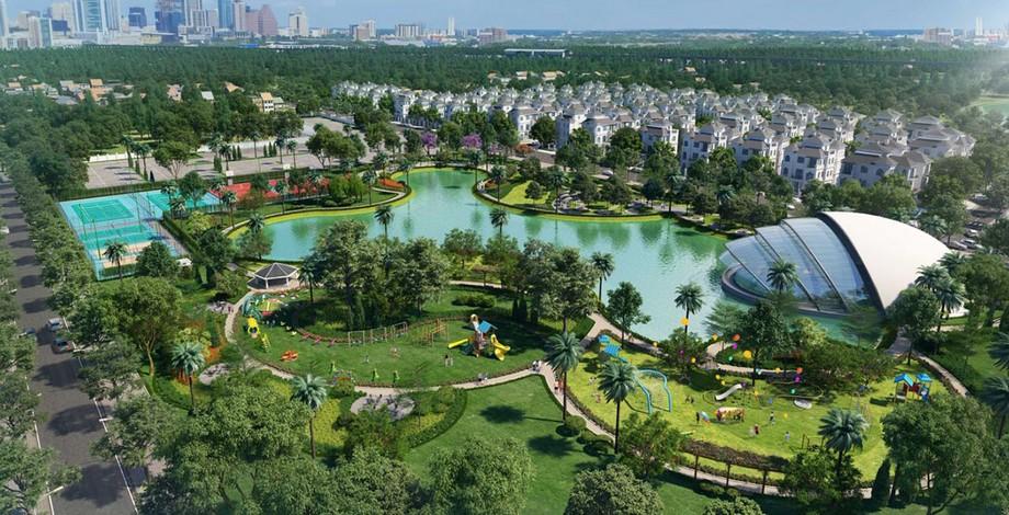 Tiện ích trong dự án Vinhomes Green Villas