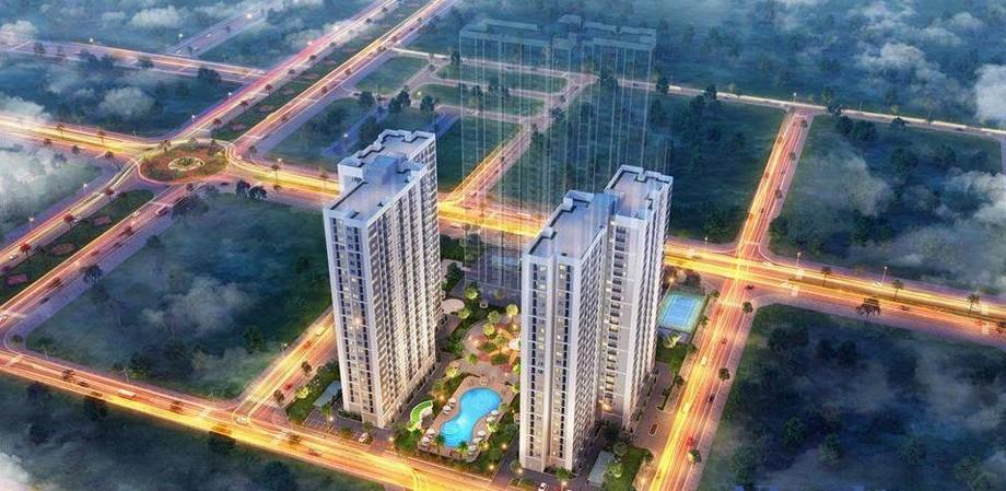 Phối cảnh dự án Vinhomes New Center Hà Tĩnh