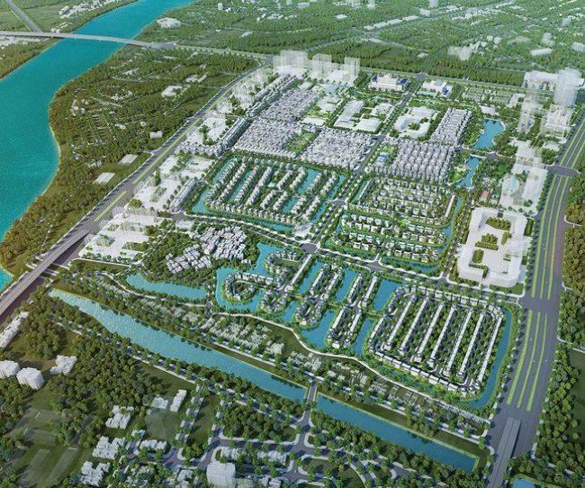 Phối cảnh dự án Vinhomes Star City