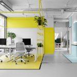 39 ý tưởng trang trí nội thất văn phòng đẹp