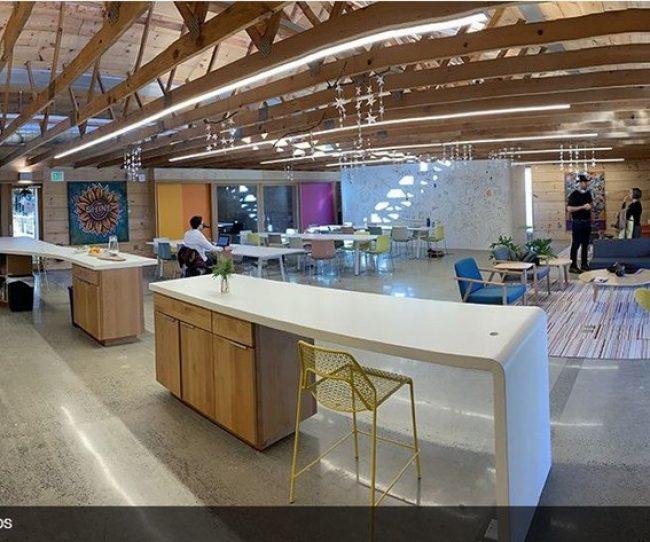Không gian làm việc chung tại Hudson Valley