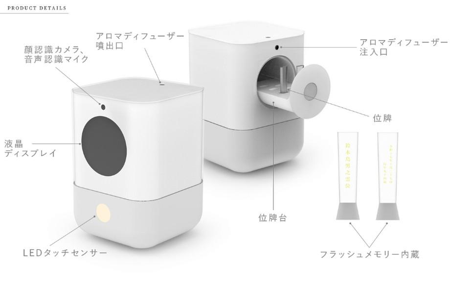 Cách thức hoạt động bàn thờ thông minh Nhật Bản