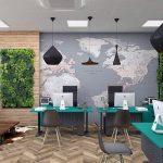 Bí quyết thiết kế nội thất văn phòng du lịch đẹp và ấn tượng