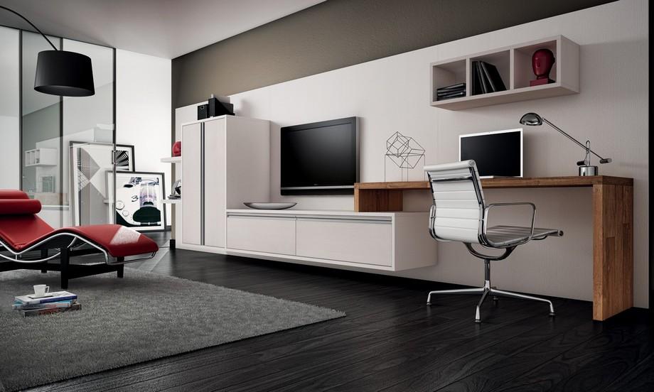 Những mẫu bàn làm việc cho văn phòng nhỏ tại nhà đẹp và ấn tượng theo nhiều phong cách khác nhau