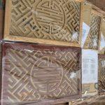 Các bước lắp đặt tấm chắn ám khói  đúng nhất và tổng hợp mẫu hoa văn trang trí được yêu thích nhất trên miếng dán khói hương