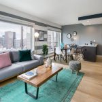 15 mẫu sofa đôi xinh xắn, nhỏ gọn cho các căn hộ chung cư có diện tích nhỏ hẹp