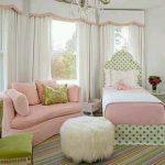 35 mẫu ghế sofa màu hồng ấn tượng cho phòng khách , phòng ngủ thêm phần lãng mạn!