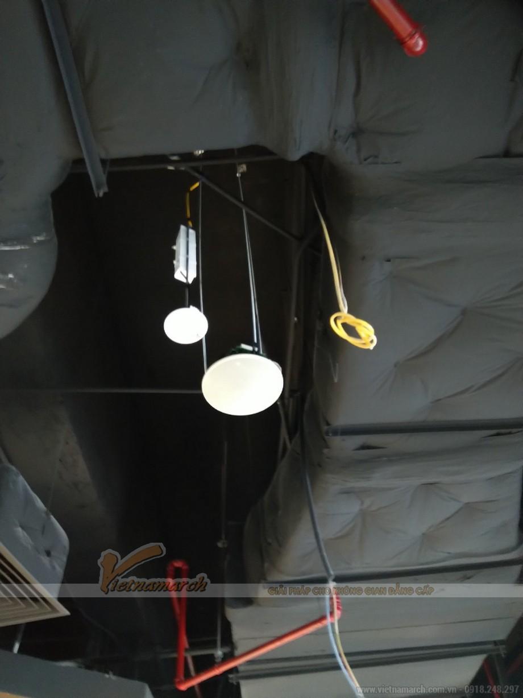 .Hình ảnh thi công nội thất văn phòng - không gian làm việc cung coworking space Dolphin