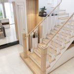 Những điều cần biết khi thiết kế cầu thang đẹp cho biệt thự