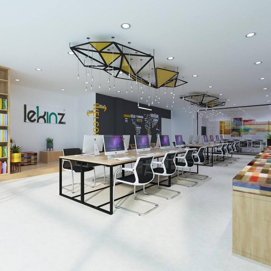 Tiện ích của không gian làm việc chungLekinz Co-working Space