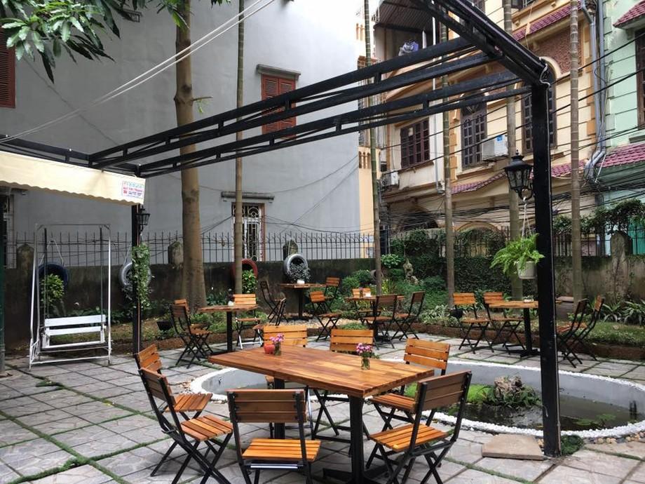 Thiết kế coworking space tại Khương Đình Thanh Xuân Hà Nội
