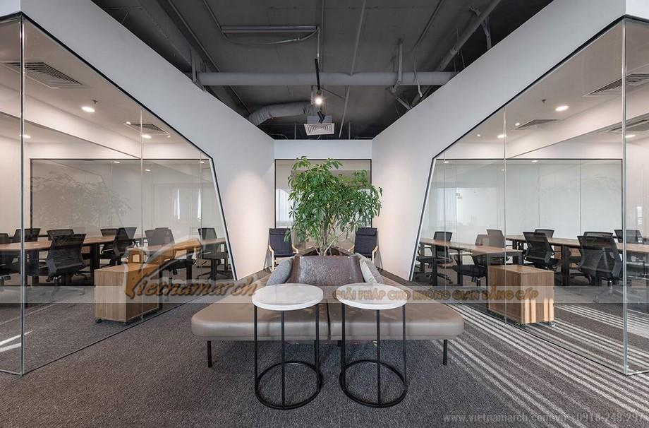 Thiết kế coworking space tại quận Hai Bà Trưng