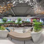Thiết kế coworking space  tại quận Hai Bà Trưng – Nét chấm phá sáng tạo hiện đại