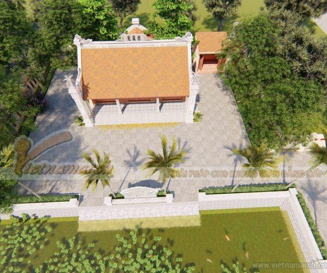 Thiết kế nhà thờ họ đẹp