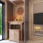 Thiết kế nội thất phòng thờ, lắp đặt bàn thờ chuyên nghiệp tại Ba Đình