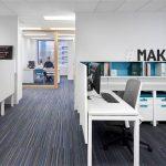 Thiết kế nội thất văn phòng công nghệ thông tin Informa ở Canada