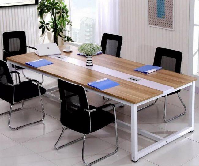 Vật liệu trong thiết kế nội thất văn phòng