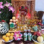 Cách đặt bàn thờ Ông Địa – Thần Tài – Di Lặc hợp phong thủy