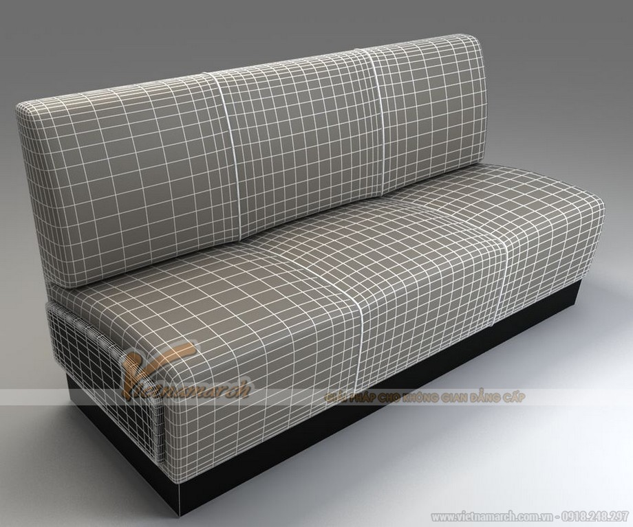 sofa nhà hàng nhập khẩu
