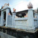 Khám phá những nét đẹp kiến trúc của lăng mộ 3000 cây vàng ở Kiên Giang