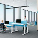 Mẫu bàn làm việc đa năng ấn tượng cho nội thất văn phòng hiện đại: G20