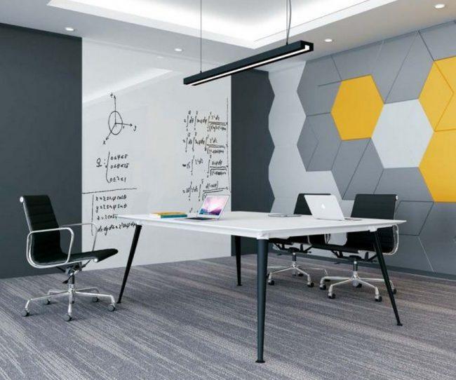 Mẫu bàn làm việc thông minh biến hóa đa dạng D40 cho văn phòng